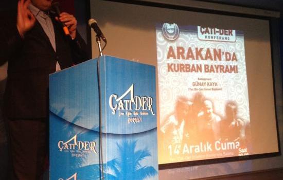 Konferans: Arakan'da Kurban Bayramı