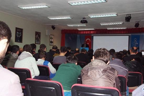 Doç. Dr. Mehmet Şahin - Ortadoğu'da Işid Gerçeği