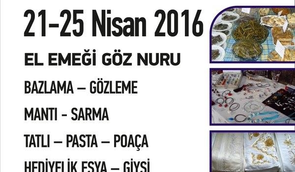 KERMES  (21-25 Nisan 2016)