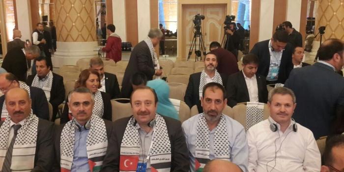 Kudüs ve Filistin'i Destekleyen Sendikalar Birliği