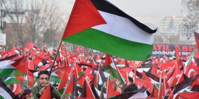 Kudüs için Meydanlardaydık